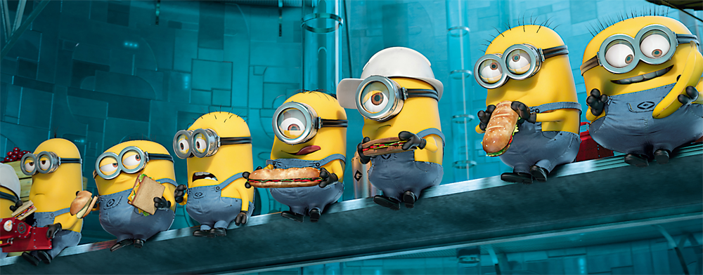despicable me 2 banner